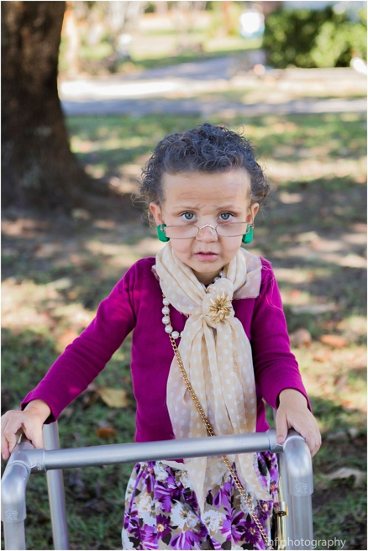 Simple and Easy 100 Year Old Lady Costume | Ladies costumes ...