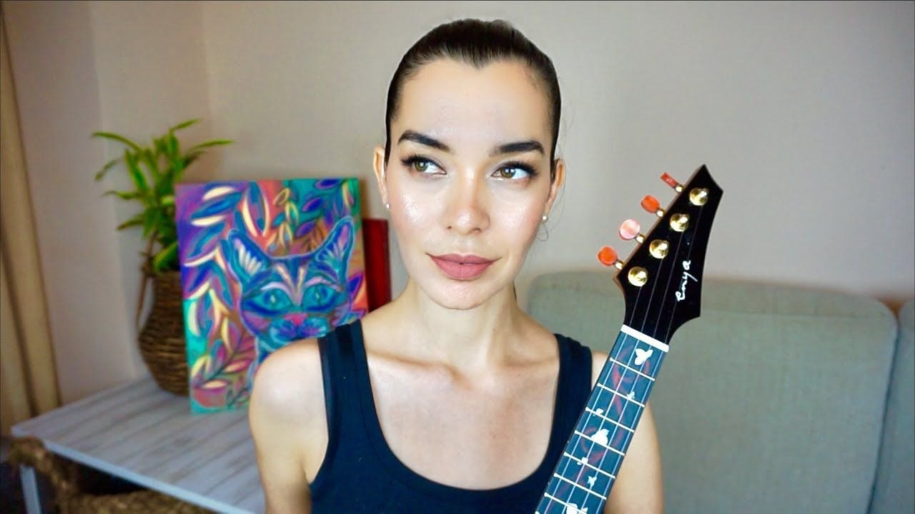 Havana - Camila Cabello ukulele tutorial  3 easy chords and