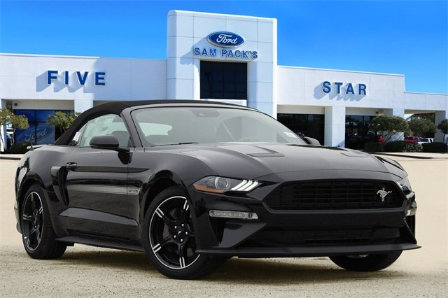 New 2019 Ford Mustang Gt Convertible For Sale In Lewisville Tx