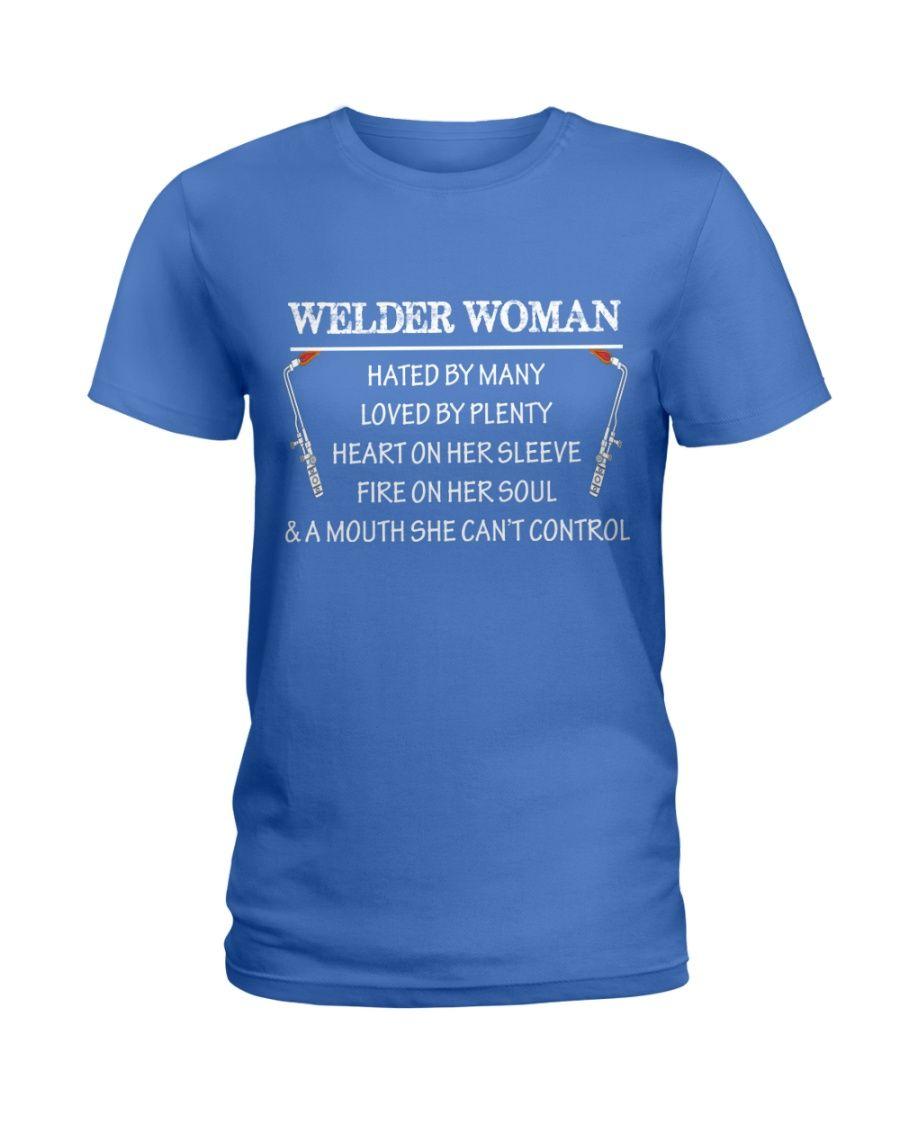 WELDER WOMAN