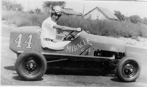 The Miracle Gas Midget #44, circa mid to late '30s...