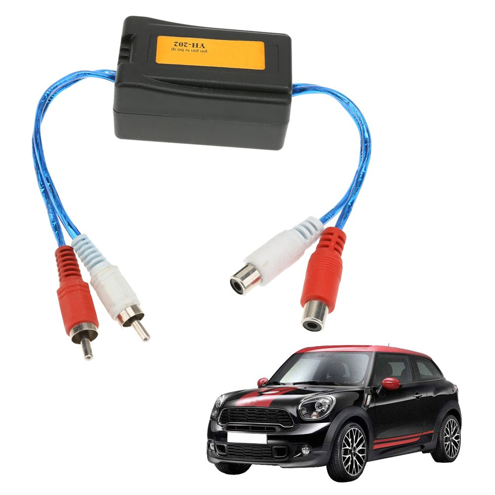 New Electric Noise Reduction Filter Install Car Audio Stereo Radio How To A Amp Amplifier Ground Loop Isolator Affiliate
