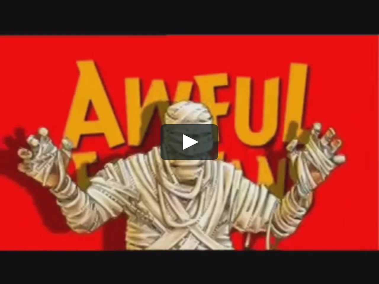 Horrible Histories The Mummy Song Awful Egyptians Youtube Horrible Histories Egypt Mummy Ancient History