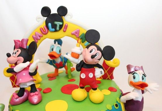 Dana Danila Tort Clubul Lui Mickey Mouse Facebook Minie