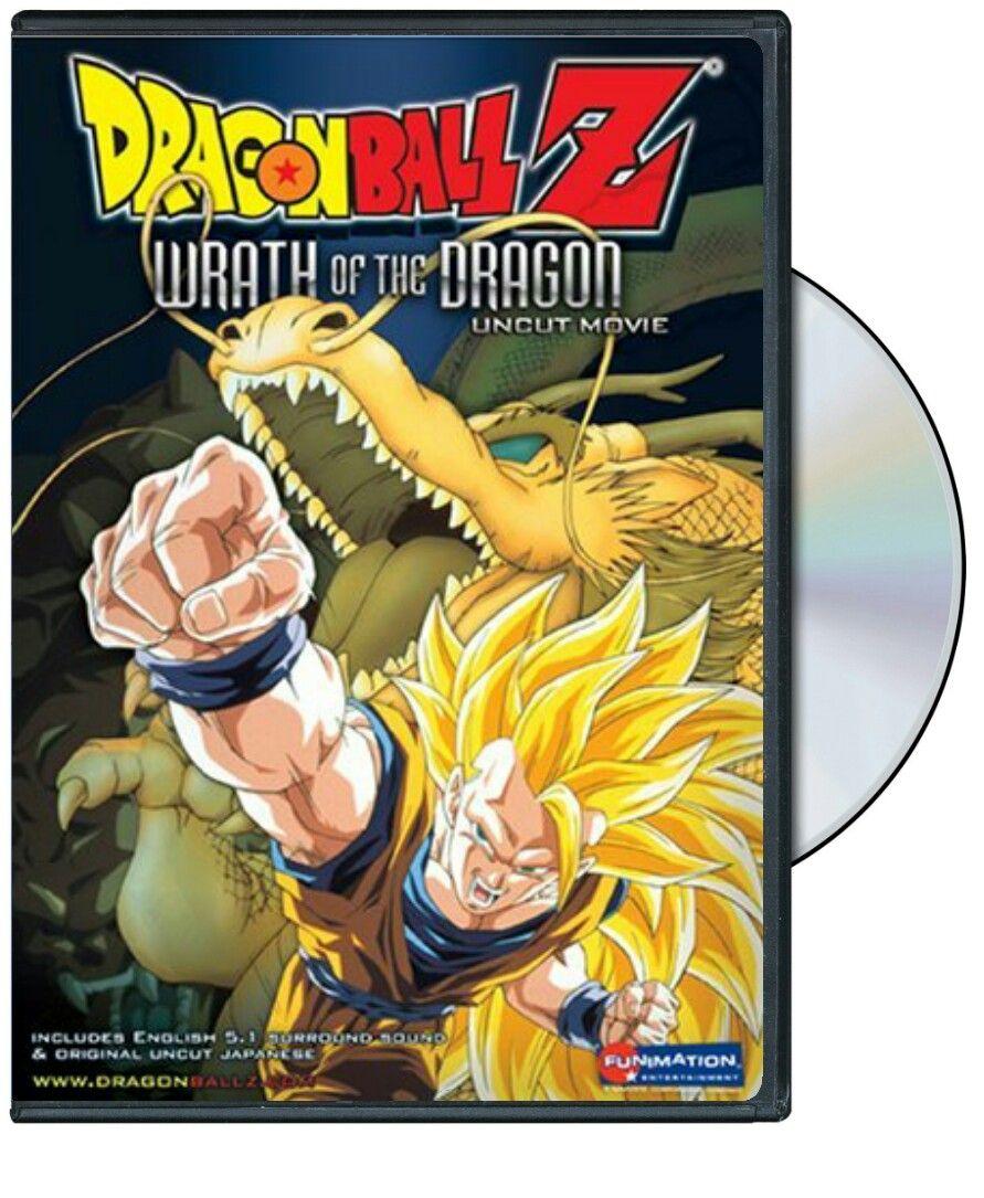Pin by Otaku66♂️ on My Anime Dragon movies, Dragon ball