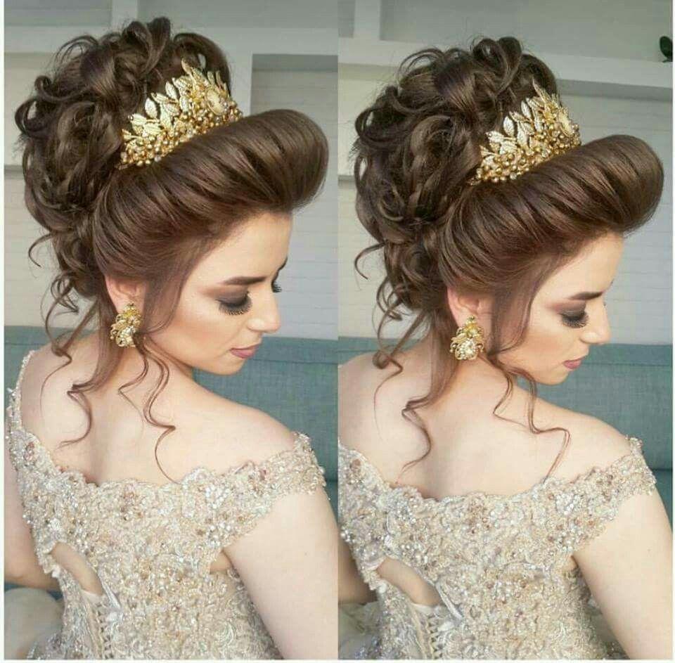 The Hairstyle Wow Hair Styles Bridal Hair Wedding Hairstyles