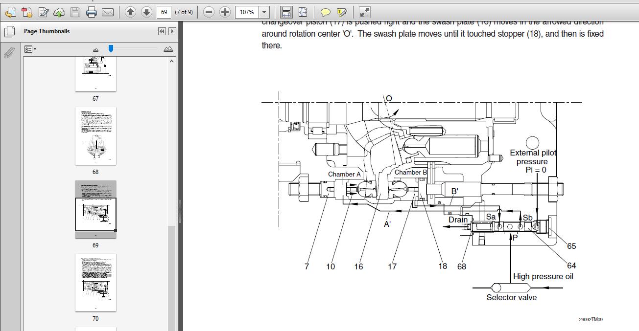 Hyundai R330LC-9SH Crawler Excavator Service Repair Manual