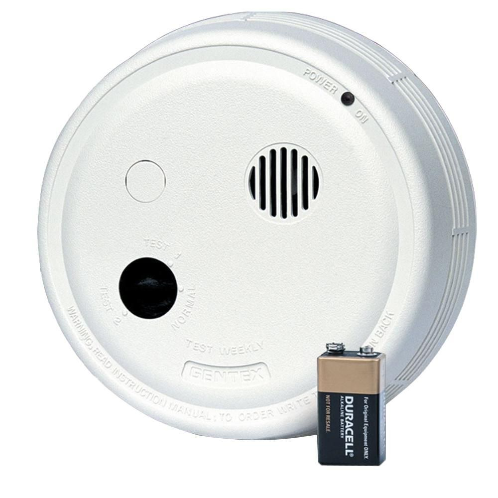 Photoelectric Smoke Alarm
