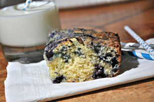 Blueberry Breakfast Cake. Yum, want to make ths! :)
