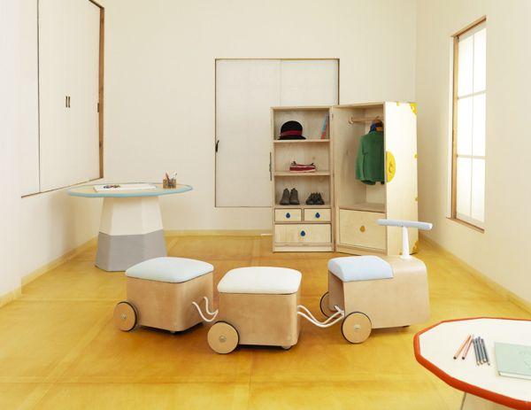 Mueble Infantil Multifuncional Dise Os Interesantes