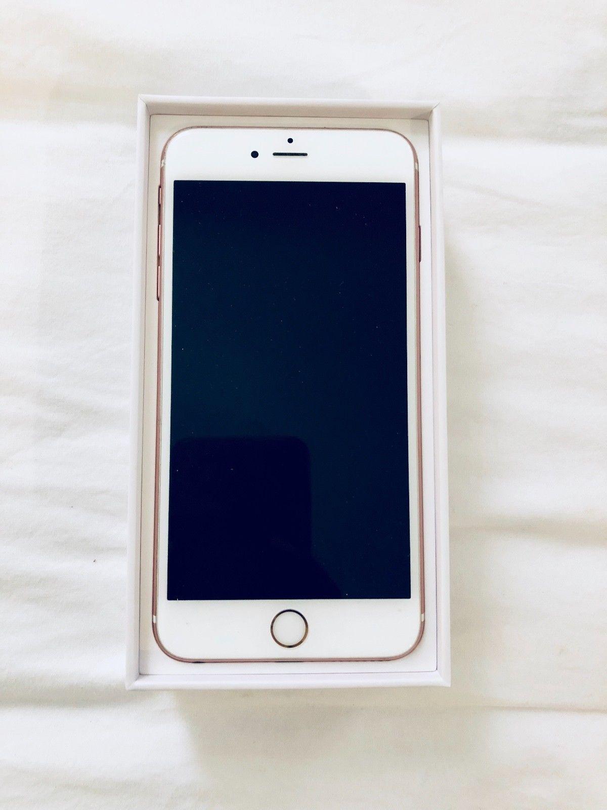 Apple Iphone 6s Plus 64gb Rose Gold T Mobile A1687 Cdma