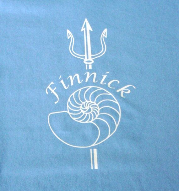 Hunger Games inspired Finnick trident and shell by Tanglethorne, $15.90