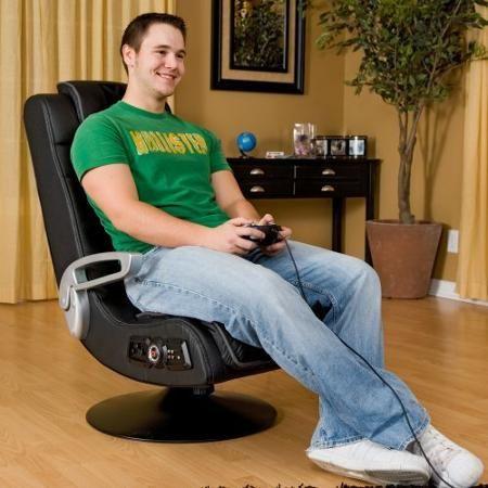 Ace Casual Furniture 41 Pro Series XRocker Pedestal Wireless – X Rocker Pro Series Pedestal Video Gaming Chair Wireless Black