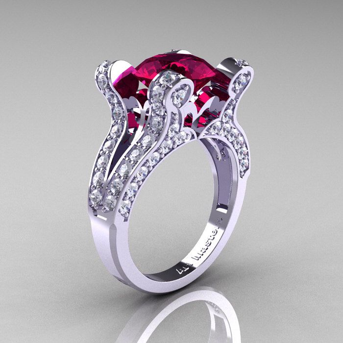 6e1bf3ea42256 Pin by Robin Garrison on Exquisite Jewels in 2019 | Wedding rings ...