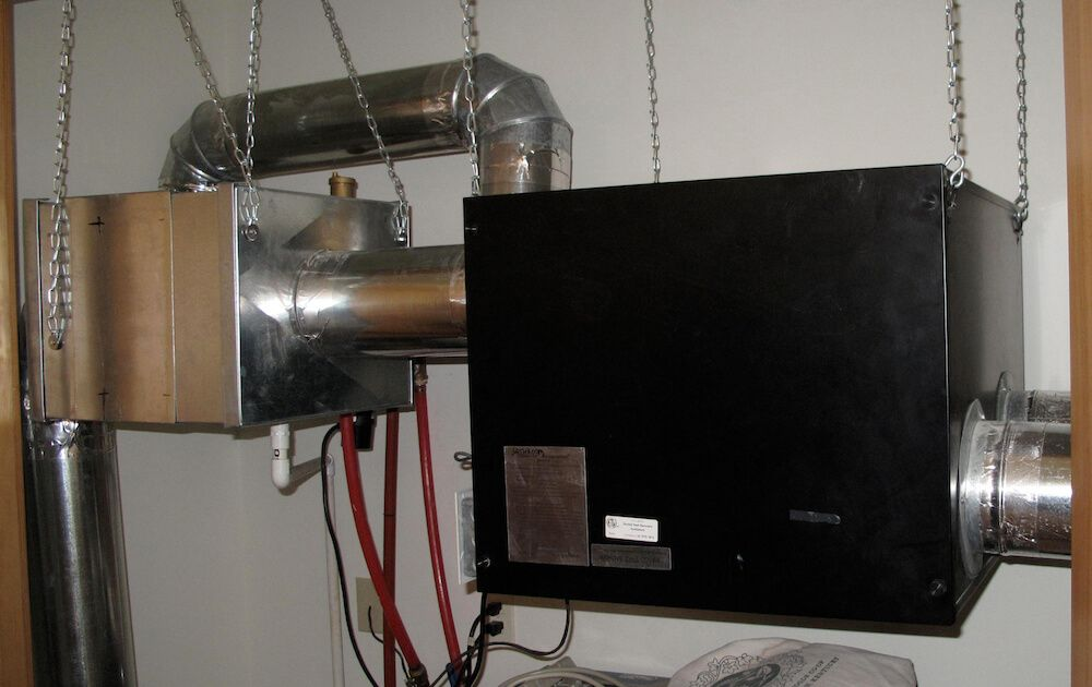 Air Exchange System Cost Air exchanger, Air exchange