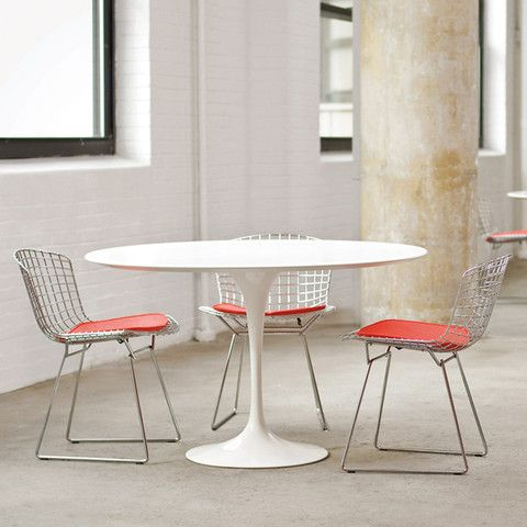 Tulip Dining Table By Knoll Haus Tulip Chair And Tulip Table - Knoll tulip table and chairs