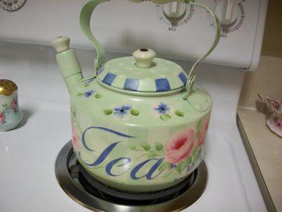 cool tea kettle