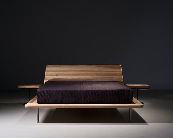 Mazzivo Exclusive Bed Letto Outlet 200 X 200 Solid Alder List