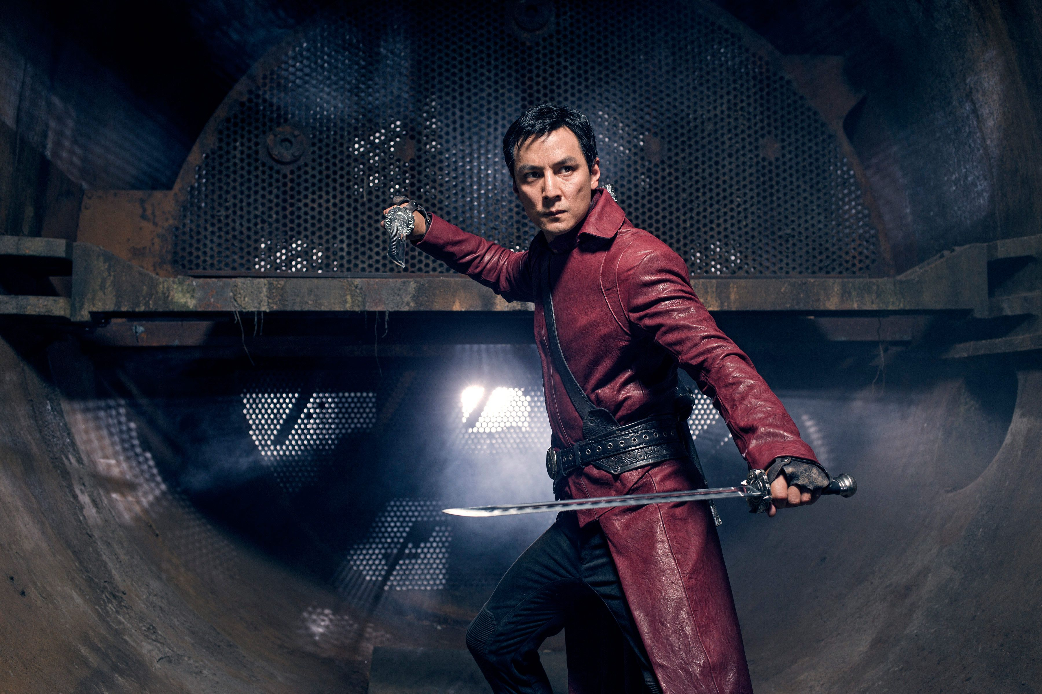 Into the Badlands White Stork Spreads Wings' (Review