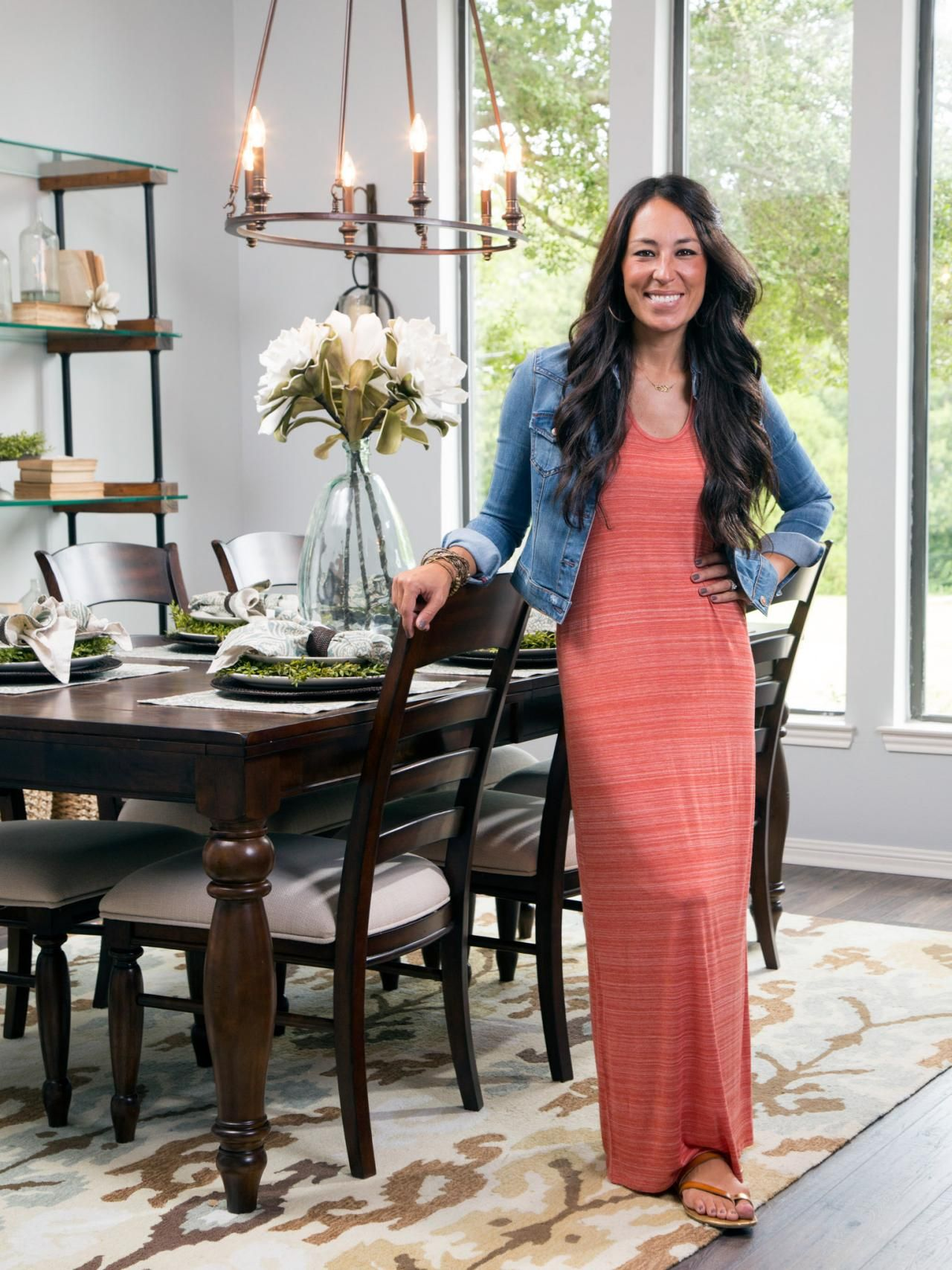 joanna gaines bio. Black Bedroom Furniture Sets. Home Design Ideas