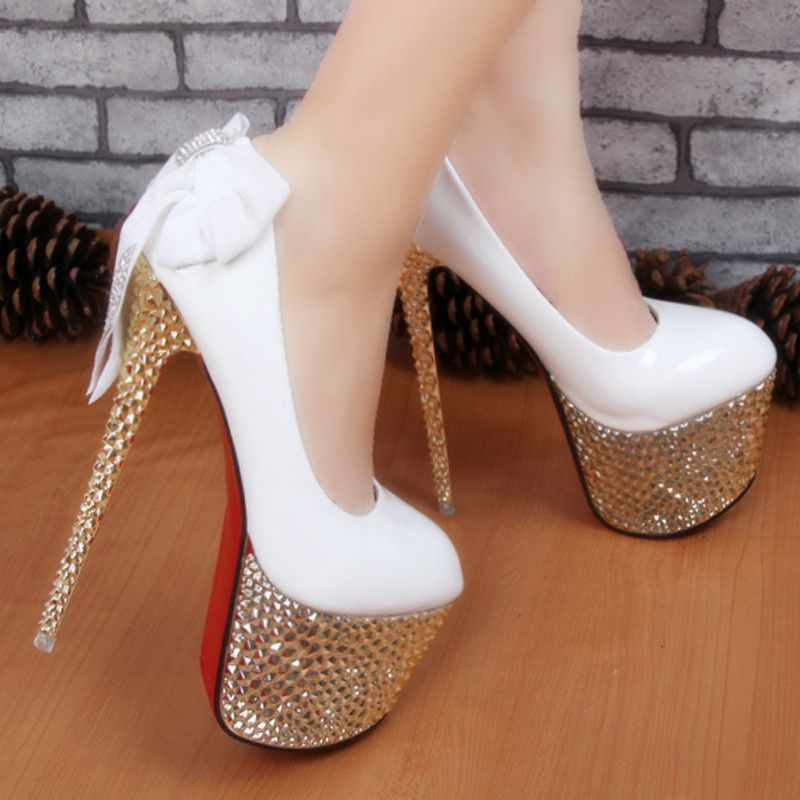lady high heels