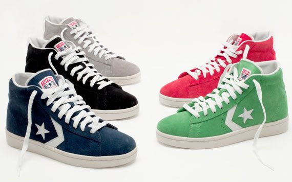4ca5ff5b4c8f1f Converse Pro Leather Suede - August 2012 - SneakerNews.com