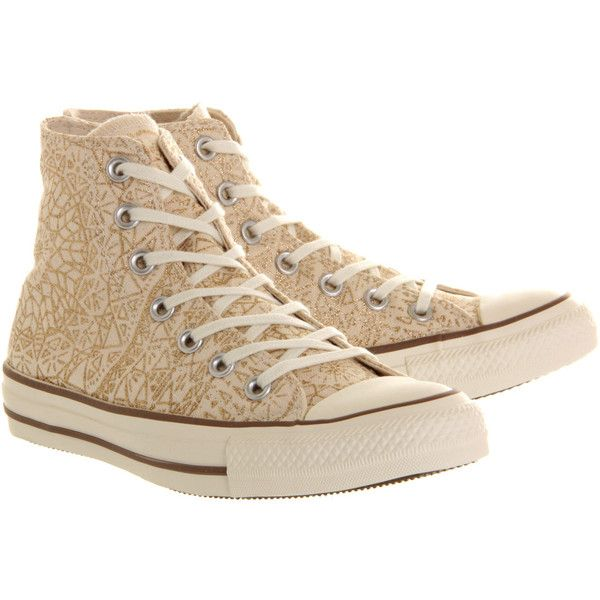 76642e7012d563 Converse All Star Hi ( 84) ❤ liked on Polyvore featuring shoes ...
