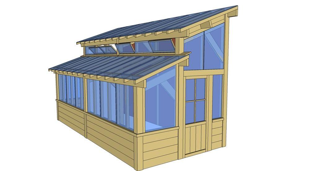 serre bioclimatique Abris CR Pinterest Green houses and Gardens