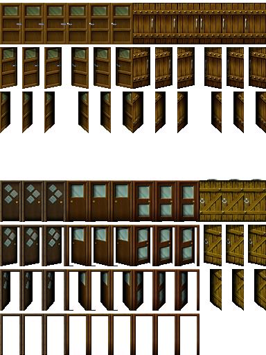 RPG Maker VX - Door by Ayene-chan.deviantart.com on @deviantART & RPG Maker VX - Door by Ayene-chan.deviantart.com on @deviantART ...