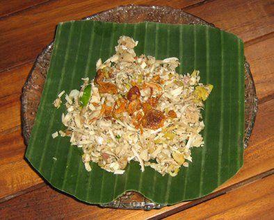 Resep Lawar Bali Masakan Indonesia Resep Masakan Resep