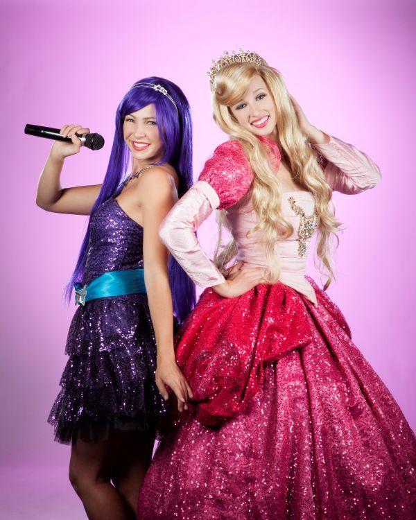 Barbie Princess Pop Star Birthday Ideas