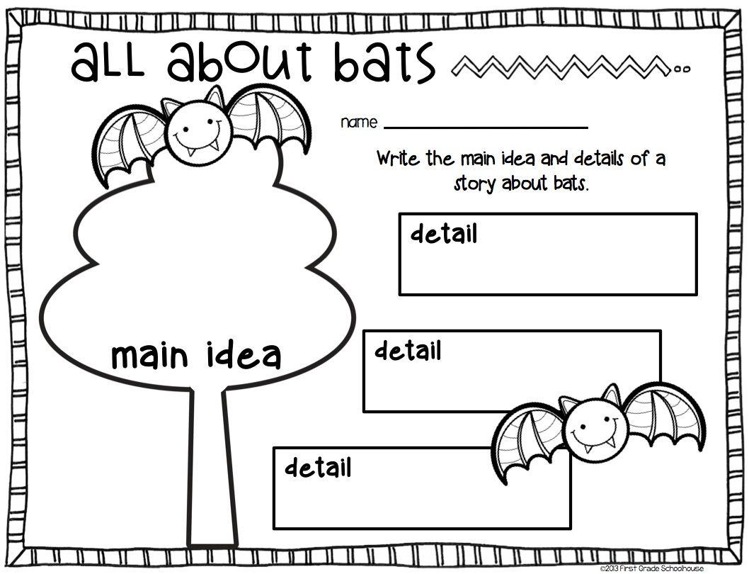 Halloween Writing For Second Grade  Halloween Themes Activities