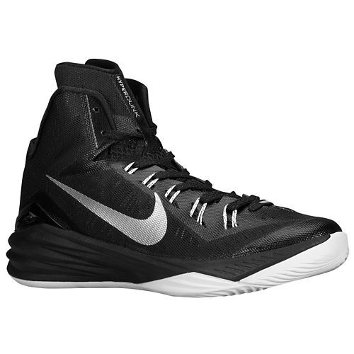 Find Hyperdunk 2014 - Womens - Black/White/Metallic Silver online or in  Airhuarache. Shop Top Brands and the latest styles Hyperdunk 2014 - Womens  ...