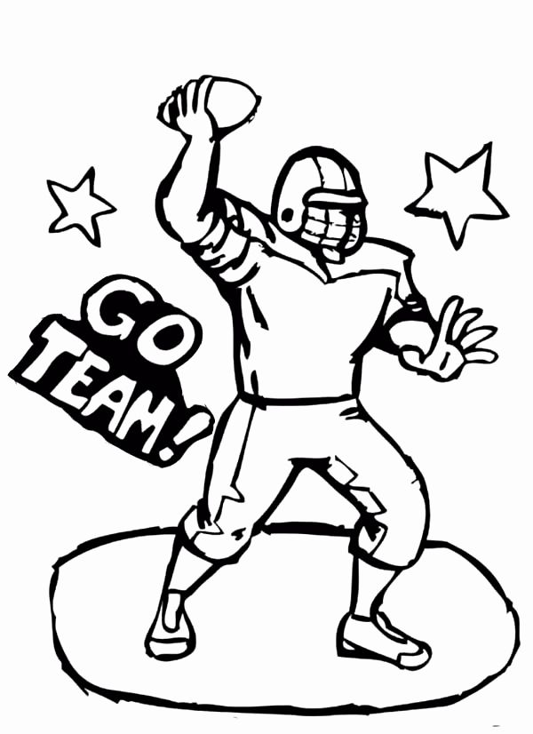 Football Jersey Coloring Page Best Of Blank Football Jersey Coloring Page Coloring Home In 2020