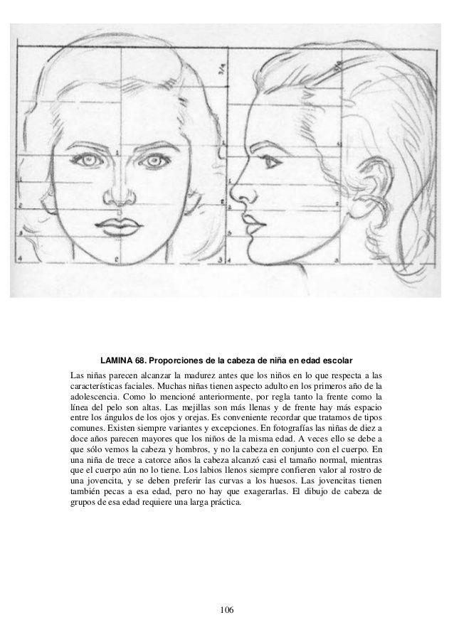 Andrew Loomis Dibujo De Cabeza Y Manos Espanol Libro De Dibujo Andrew Loomis Dibujos Figura Humana