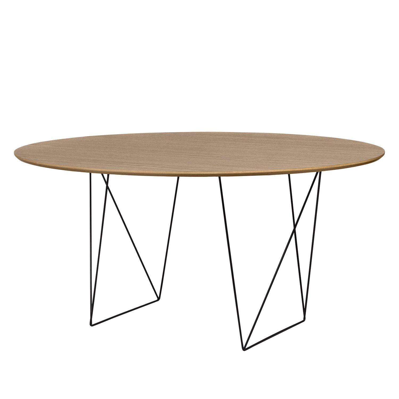 Home24 Esstisch Mecosta In 2020 Tisch Hohenverstellbar Runder
