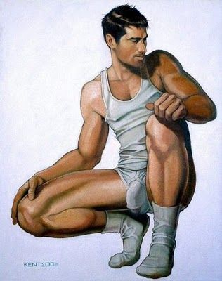 gay homoerotic cartoons drawings and sketches