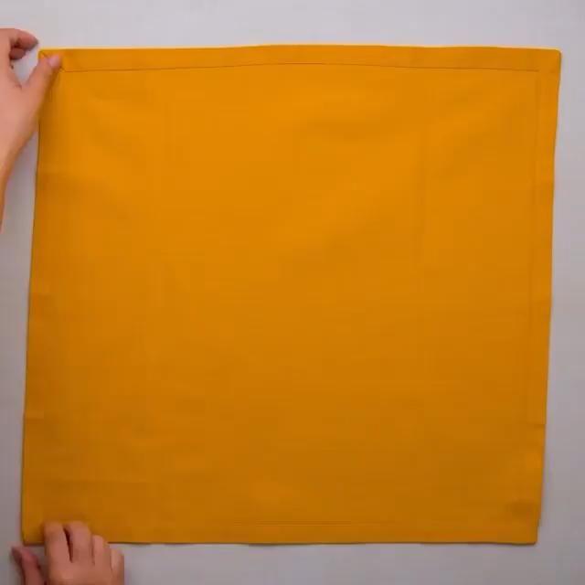 Napkin Folding 101