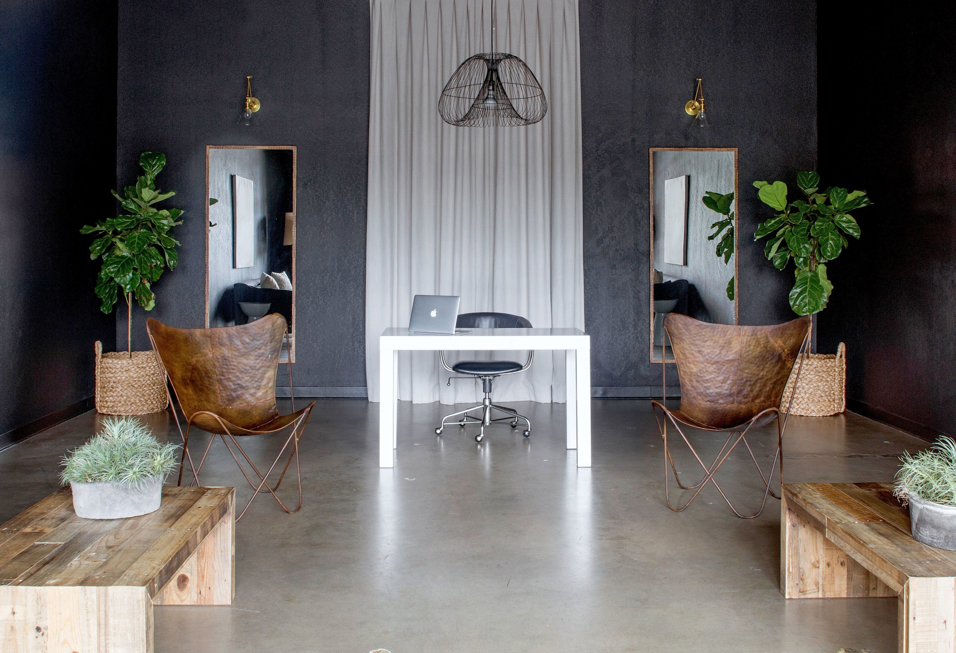 How to Use Black as a Neutral Photos   Architectural Digest