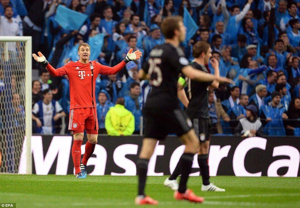 """Muller: """"Bas ayay Porto Nagu Hor Jartay"""""""
