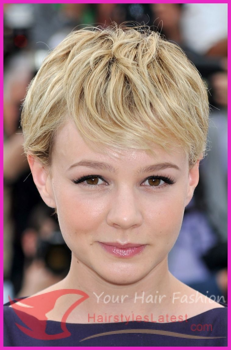 Awesome Cool Pixie Haircuts for Oval Faces Is your coiffure