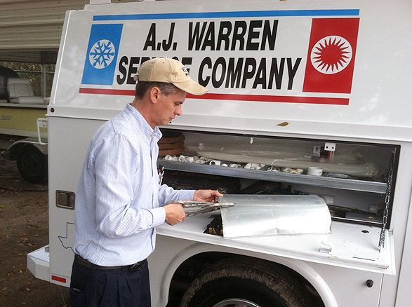 Aj Warren Service Co Is A Very Well Managed And Well Run Company