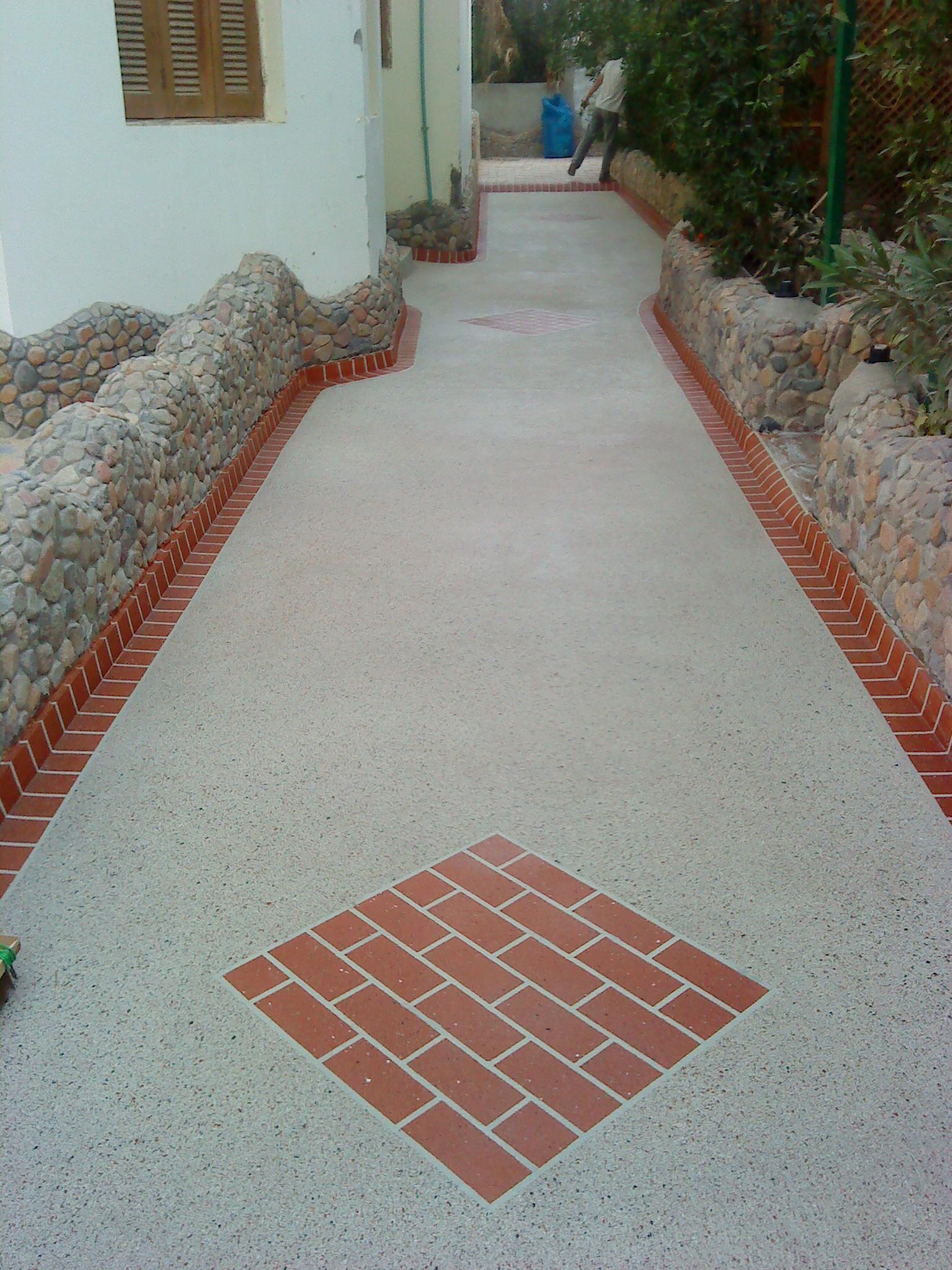Cti Egypt Concrete Floors Concrete Installation