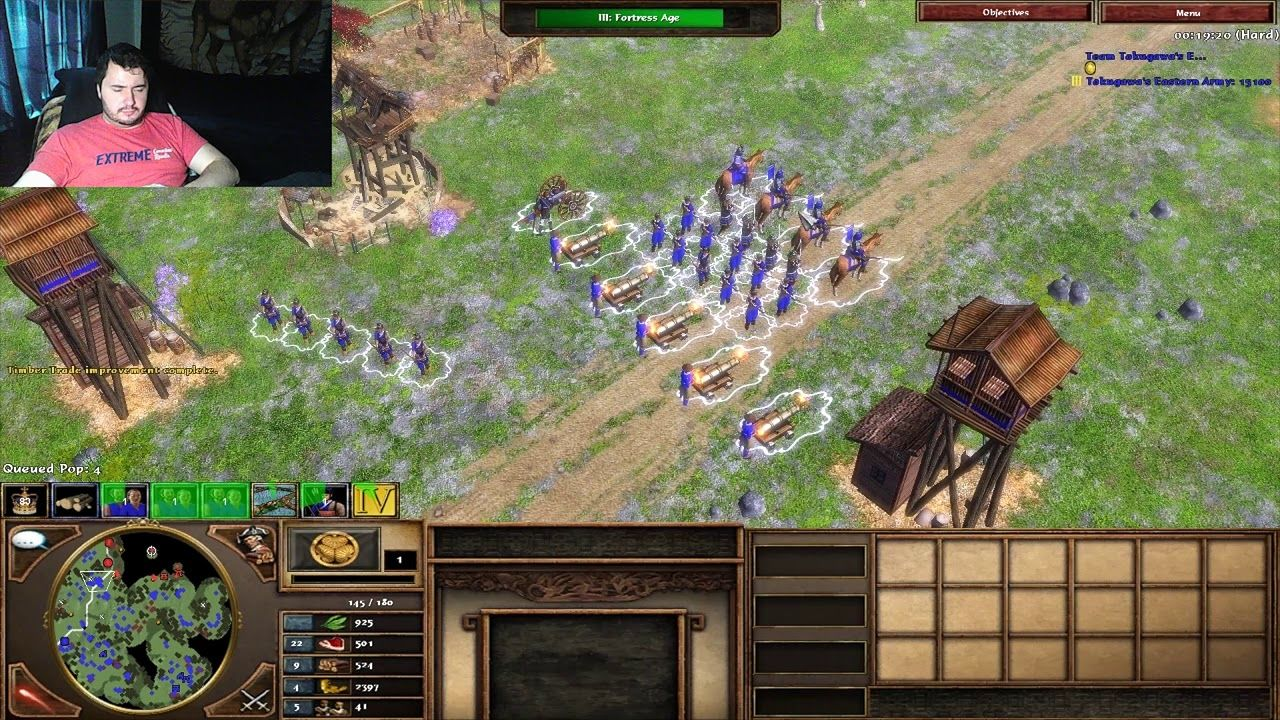 Age Of Empires 3 How To Play The Asian Dynasties Campaign