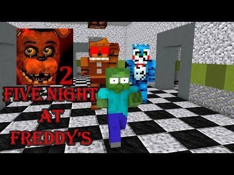 monster school five nights at freddy s fnaf minecraft animation