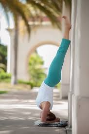 supported head stand yoga influences the endocrine