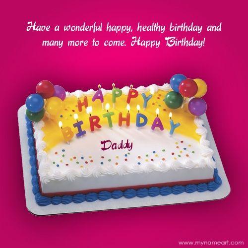 Happy Birthday Cakes Cake Card Invitation Online