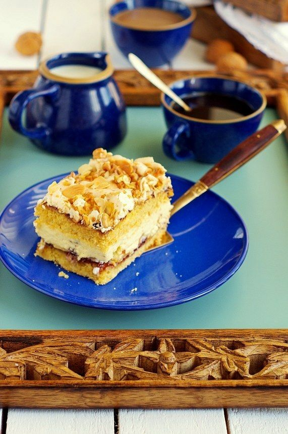 Ms. Walewska/Yummy cake