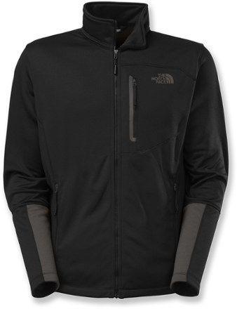 The North Face Men's Canyonlands Full-Zip Fleece Jacket