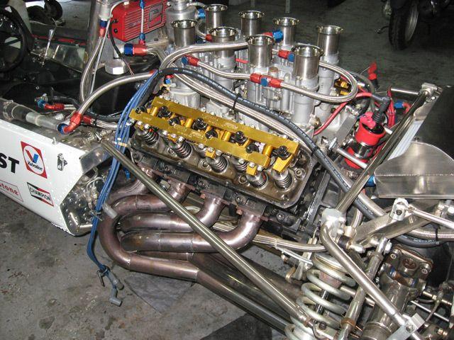 McLaren Formula 1 Car Engine | Engines & Power Plants ...
